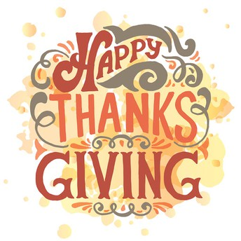 School Closed for Thanksgiving: 11/26 & 11/27 (Asynchronous Activities on 11/25)