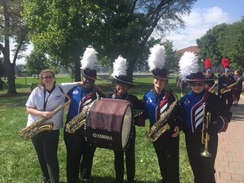Cavalier Marching Band
