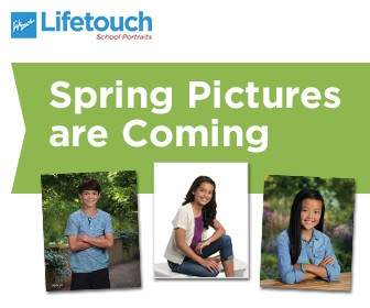 Spring Pictures from Lifetouch