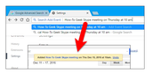 How to Add Events to Your Google Calendar Using the Address Bar in Chrome