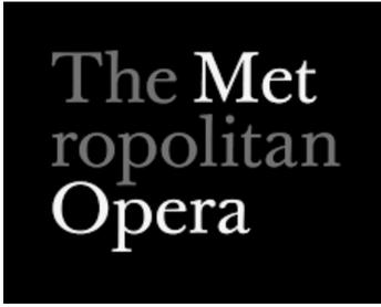 Holiday Fun at the Met Opera