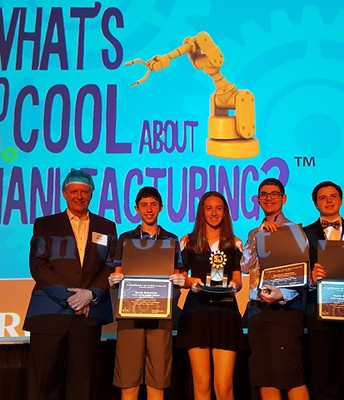 KV Tech Club Wins Video Award