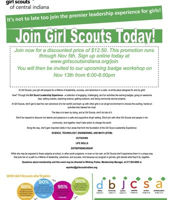 Girl Scouts!!!!