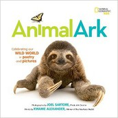 Animal Ark:Celebrating Our Wild World in Poetry and Pictures by Kwame Alexander