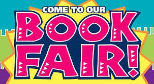 The Scholastic Book Fair is open!