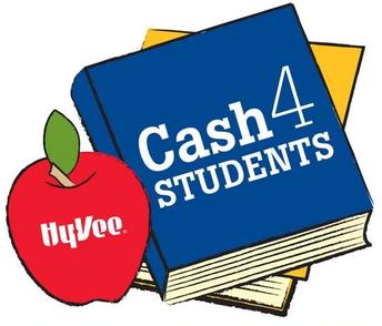 Hy-Vee Cash 4 Students