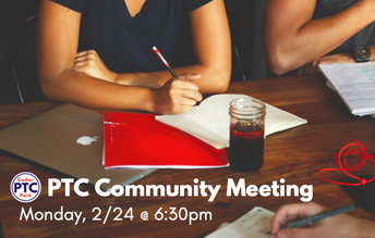 February 2020 Community Meeting Minutes and Treasurer's Report