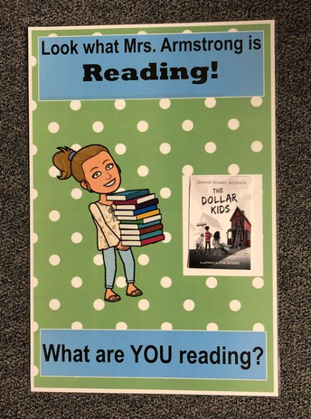 We are a community of readers!