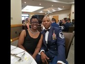 Master Sergeant Courtney Jones, United States Air Force