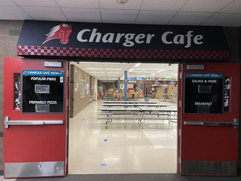 Welcome to the Charger Cafe