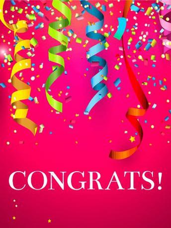 Congratulations to our Week 6 Calendar Raffle Winners!