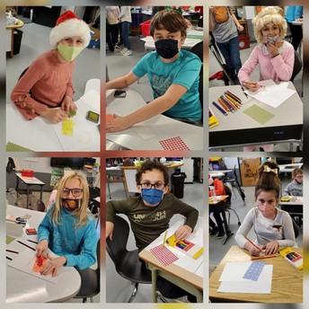 Fifth Grades Make Their Teachers' Hearts Grow
