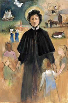 St. Elizabeth Ann Seton:  Feast Day - January 4