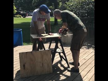 Building a Bat House