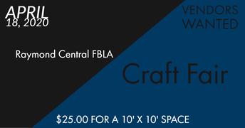 FBLA Craft Fair
