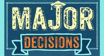 #2 How do I choose a major?
