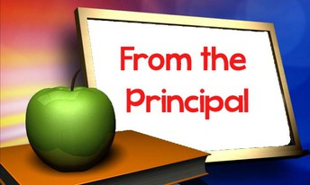 Message from Principal Wiegand