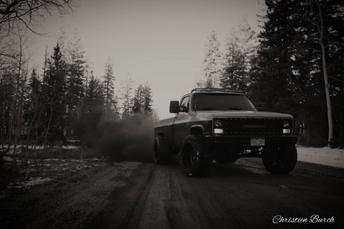 Full Throttle by Christien Burch