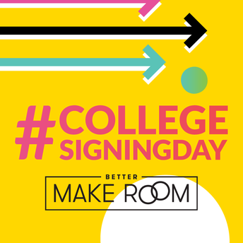 Celebrate College Signing Day With Us!