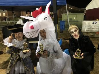 2 & 3 costume contest