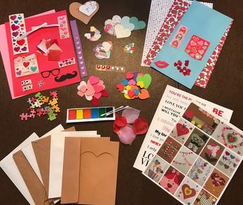 D.I.Y. Valentine Variety Packs
