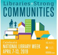 National Library Week: April 7-13