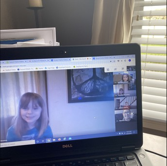 Google Hangouts with our students are  the BEST!