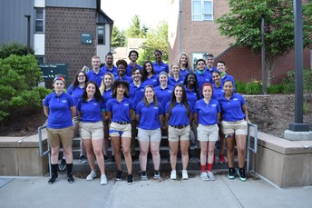 Orientation Leader Applications due March 10