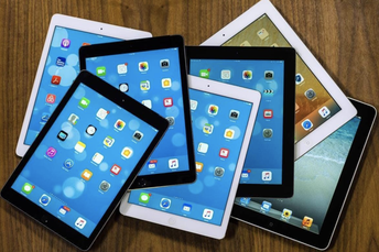 iPad Collection Update