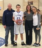 Congrats Ryan Mabrey! 1000 Points!