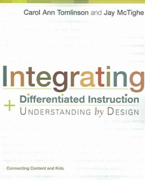 Integrating Differentiated Instruction & Understanding By Design - HHS Library