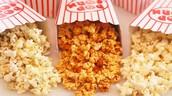 Popcorn Fundraiser Money Due