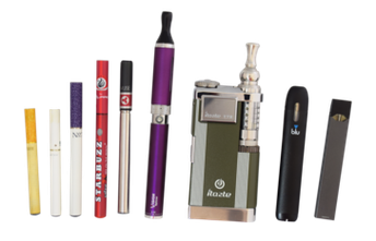 Did you know a single JUUL e-cigarette contains as much nicotine as smoking a full pack of 20 cigarettes?