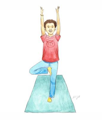 Yoga & Mindfulness at Manning