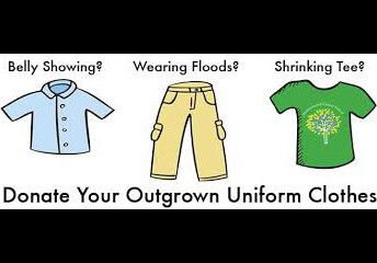 Used School Uniforms