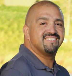 Manuel Godina, trustee elect Zone 2