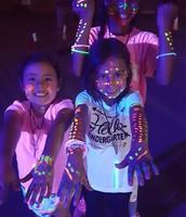 Glow in the Dark Rocks!!