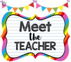 Virtual Meet Your Teacher Event Information