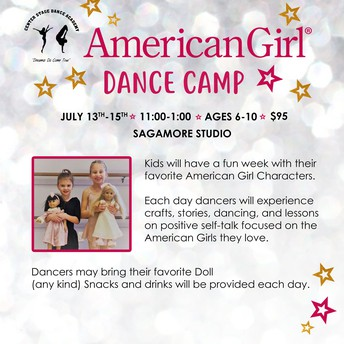 American Girl Dance Camp