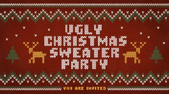 Christmas Carols, Cocoa, Cookies & Crafts and Ugly Sweater Time