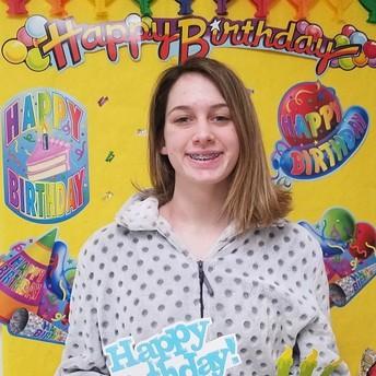 Leah - 1/2 Birthday