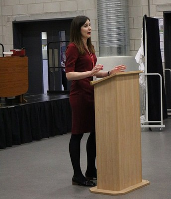 Beth Miller - Labour Parliamentary Candidate