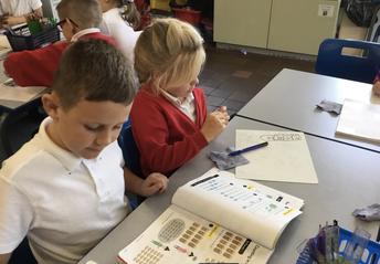 Maths is No Problem for Y3