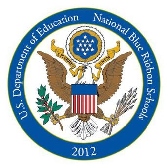 Blue Ribbon Award Logo