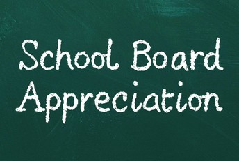 Board Appreciation Month!