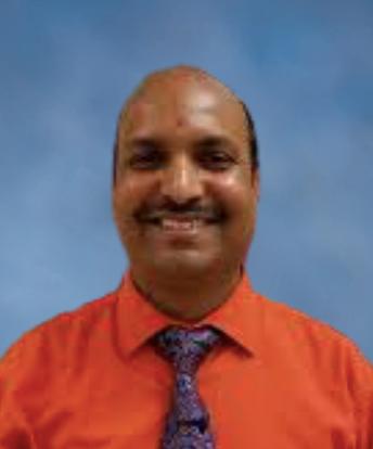 Mr. Chandra Karnati: AP Calculus, AP Computer Science, & AP Research