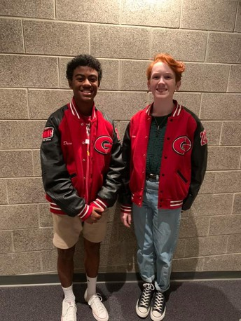 Two Compete in  Pre-Are Choral Auditions
