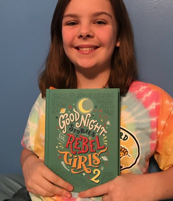 Good Night Stories for Rebel Girls by