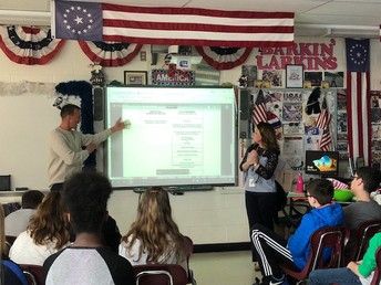 HS and MS Counselors Teach Students About Graduation Requirements