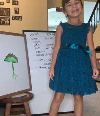 First Grade - Isabella Merkel